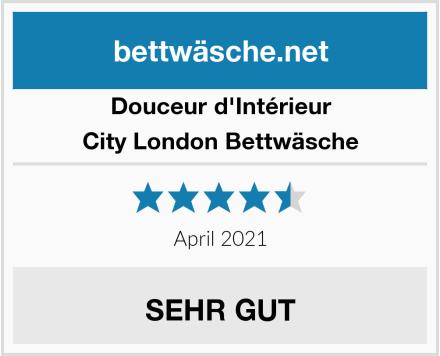 Douceur d'Intérieur City London Bettwäsche Test