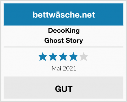 DecoKing Ghost Story Test