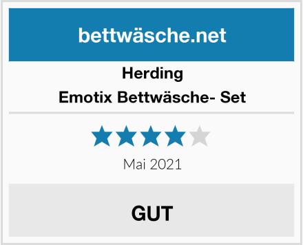 Herding Emotix Bettwäsche- Set Test