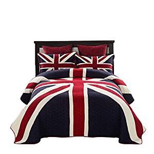 Bettwäsche mit Union Jack