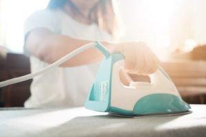 Bettwäsche bügeln - die besten Tipps