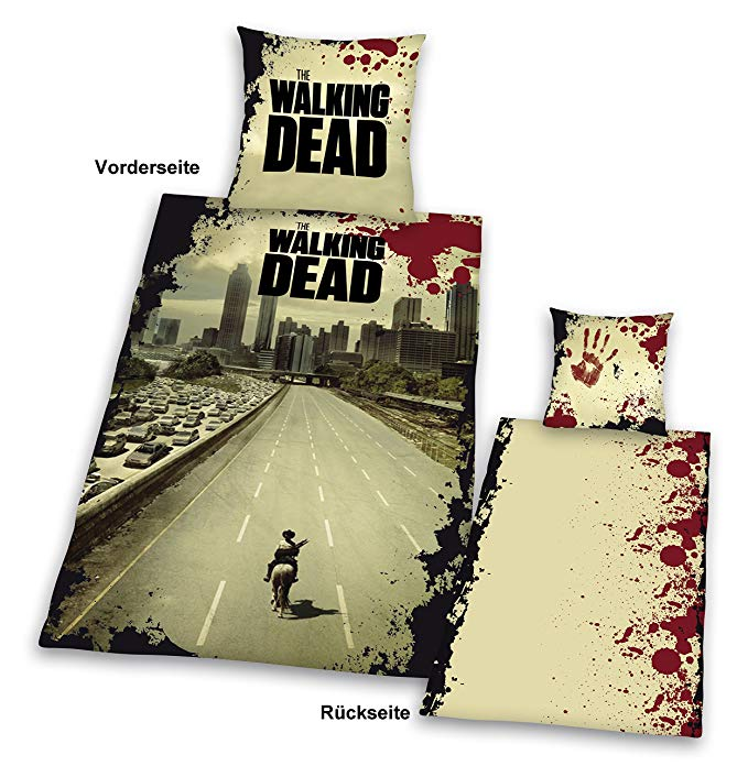 Herding Bettwäsche- Set The Walking Dead