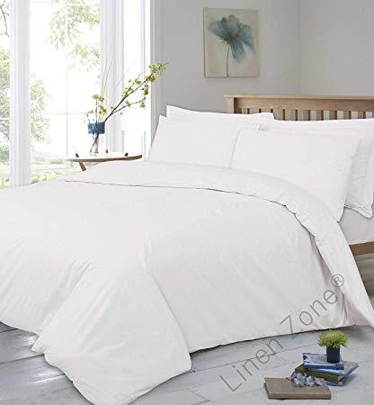 LinenZone Leinen Zone Bettwäsche aus 400-fädiger ägyptischer Baumwolle