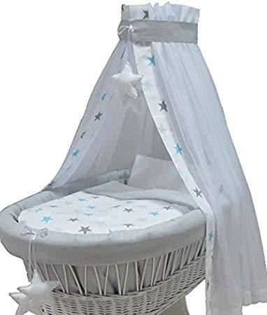 No Name Babymajawelt® Ersatz Bett Set für Stubenwagen