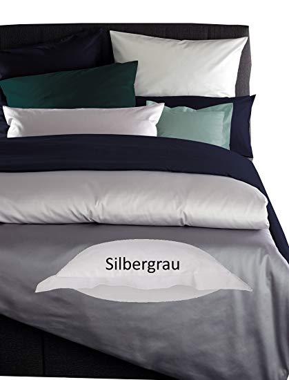 Curt Bauer Mako Satin Uni Bettwäsche