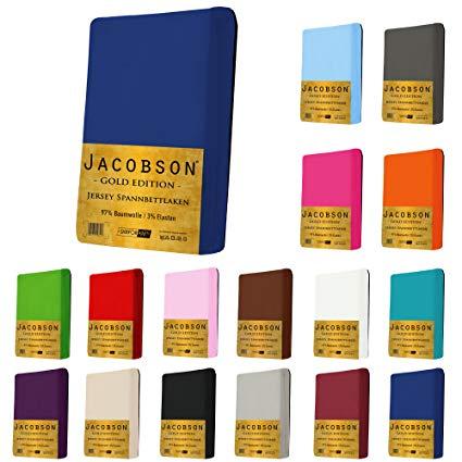 No Name Jacobson Gold Edition Jersey Spannbettlaken