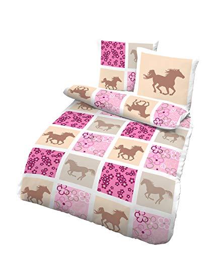 Träumschön Pferdebettwäsche