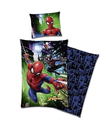 Tex Idea Marvel Spiderman Wende Bettwäsche
