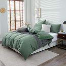 Omela Einfarbige Bettwäsche