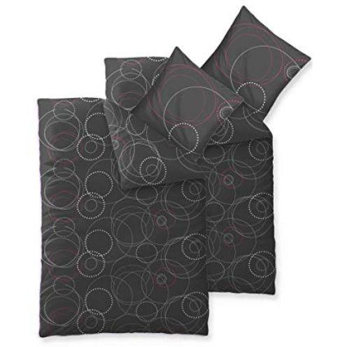 aqua-textil Trend Bettwäsche Cariba Kreise