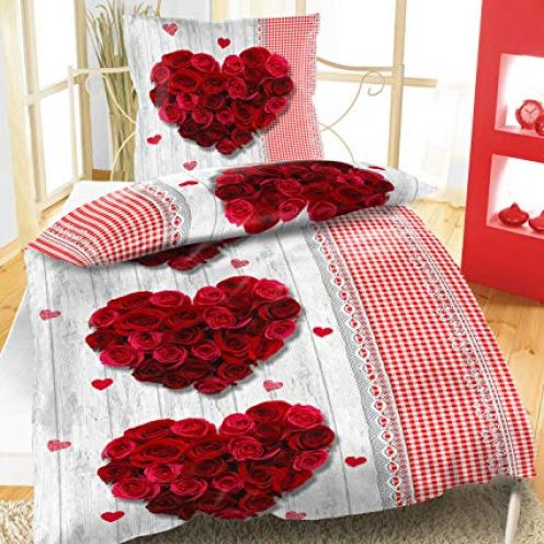 Bertels Textilhandel Bettwäsche Renforce ROSANNA