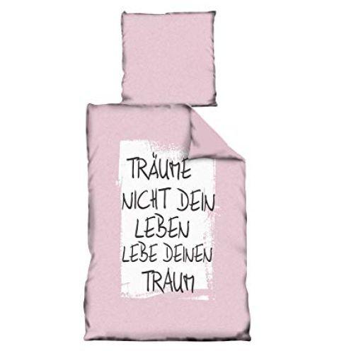 JEMIDI Motivdruck Sprüche (Träume Nicht.)
