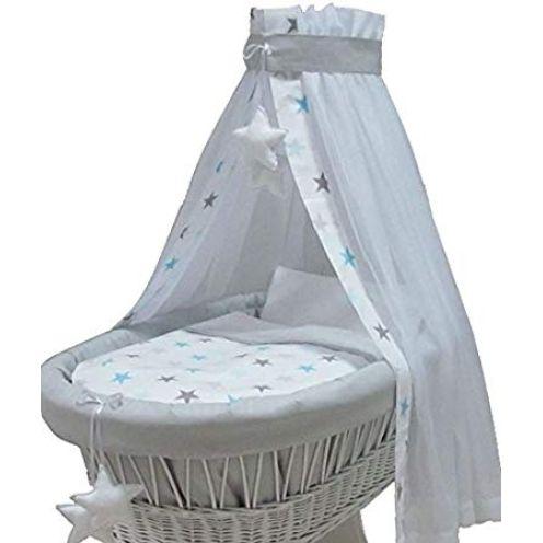 Babymajawelt® Ersatz Bett Set für Stubenwagen