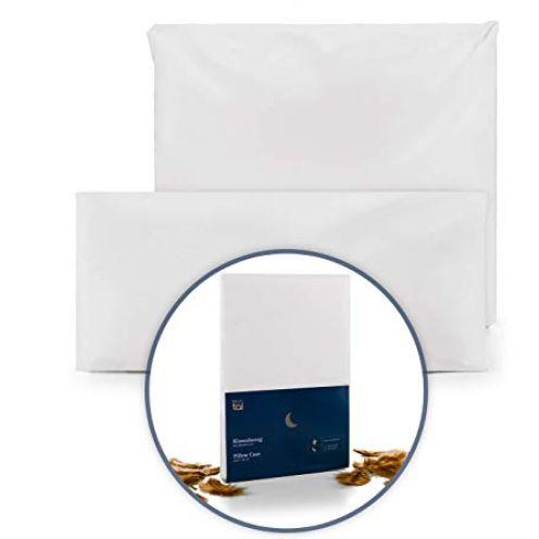 Blumtal Kopfkissen o. Bettdecken Milbenbezug für Allergiker