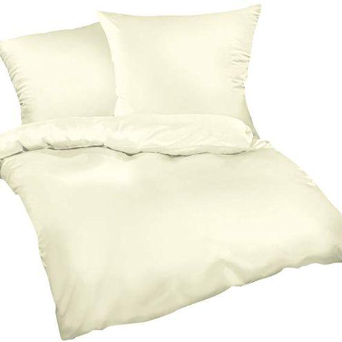 Heubergshop Bettwäsche Set einfarbig