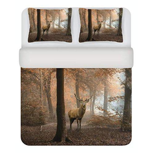 Kayori Bettwäsche Sognamo Deer Hirsch
