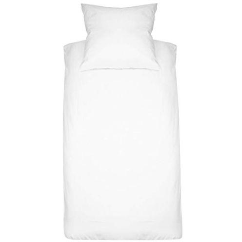 ZOLLNER 2-TLG. Bettwäsche Garnitur aus Baumwolle